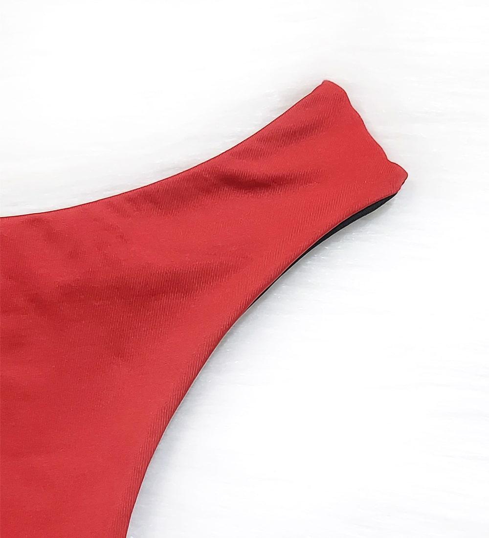 Calcinha Asa Delta Basic - Vermelho