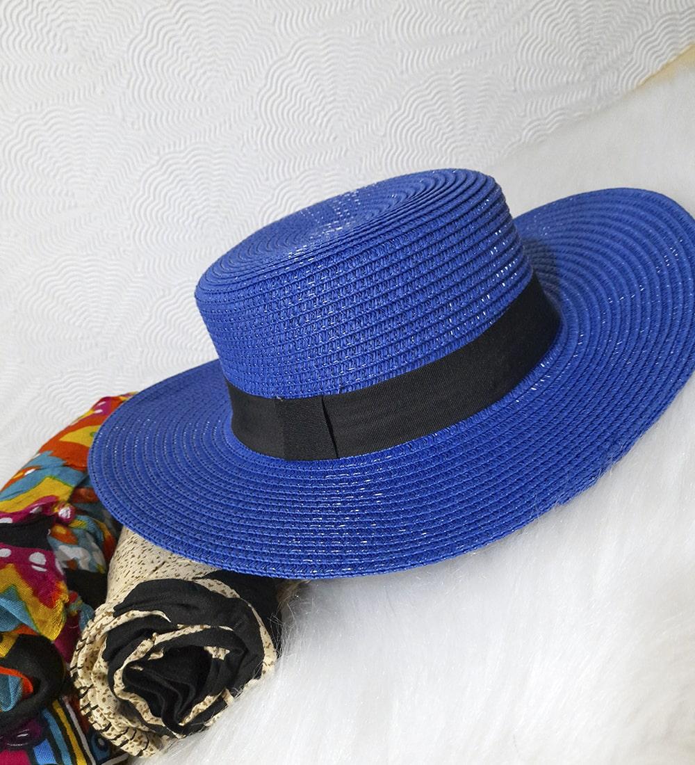 Chapéu Paris Beach - Azul