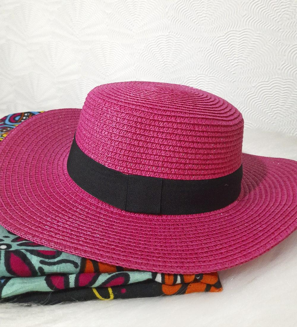 Chapéu Paris Beach - Pink