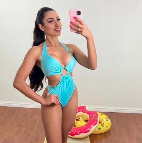Maiô Argola - Tiffany