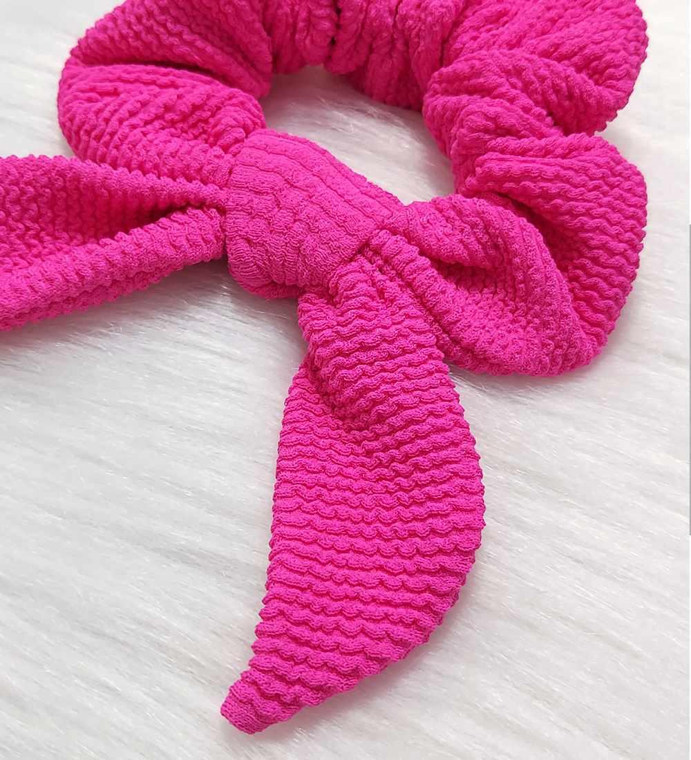 Scrunchies - Pink