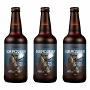 Kit Buraqueira Double Ipa Brown Ale com 3 Garrafas