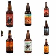 Kit Degustação com todos os rótulos da Cerrado Beer - 7 Garrafas