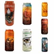 Kit Degustação com todos os rótulos da Cerrado Beer - 7 latas