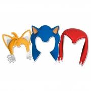 Acessório De Papel Sonic 06Un.