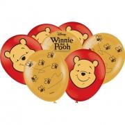 """Balão Especial 9"""" Winnie The Pooh"""