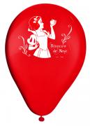 Balão Tamanho 9 Branca De Neve