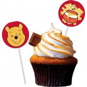 Bandeirinha Para Docinho Winnie The Pooh