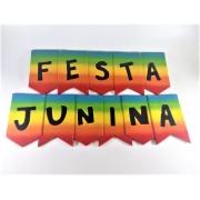 Bandeirinhas Festa Junina