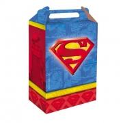 Caixa Surpresa 9Cm X 5Cm X 13Cm Super Man