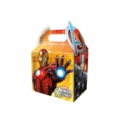 Caixa Surpresa Avengers