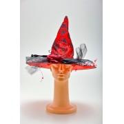 Chapéu Bruxa Rosas