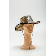 Chapeú Cowboy Onça Pintada
