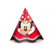 Chapéu Red Minnie