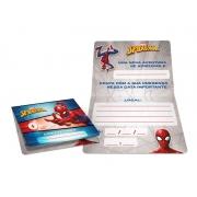 Convite Spider Man