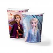 Copo Papel 180Ml Frozen II