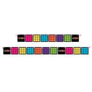 Faixa Decorativa 2,18M X 11,5Cm Neon