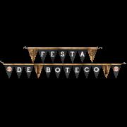Faixa Decorativa Festa De Boteco