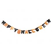 Faixa Halloween Em Papel