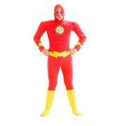 Fantasia The Flash Luxo Adulto