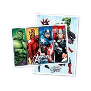Kit Decorativo  64Cm X 45Cm Avengers