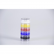 Kit Tinta Blush Cremosa 5 Cores (4G Cada) - Color Make