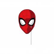 Mascara Com Vareta Spider Man