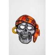 Mascara Cranio Pirata   E.V.A.