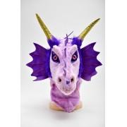 Máscara Dragão  Articulada