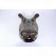 Máscara Hipopotamo