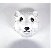Máscara Urso Polar