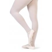 Meia Calça Infantil Rosa Tamanho P-10 à 12 Anos
