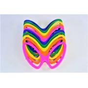 Óculos Pct Com 10 Plástico Colorido E.T