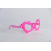 Óculos Pct Com 10 Plástico Colorido Pião