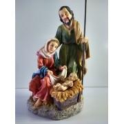 Presépio Maria, José E Jesus