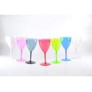 Taça Wine 350 ml Plástico