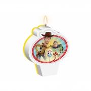 Vela Com Pavio Mágico Toy Story 4