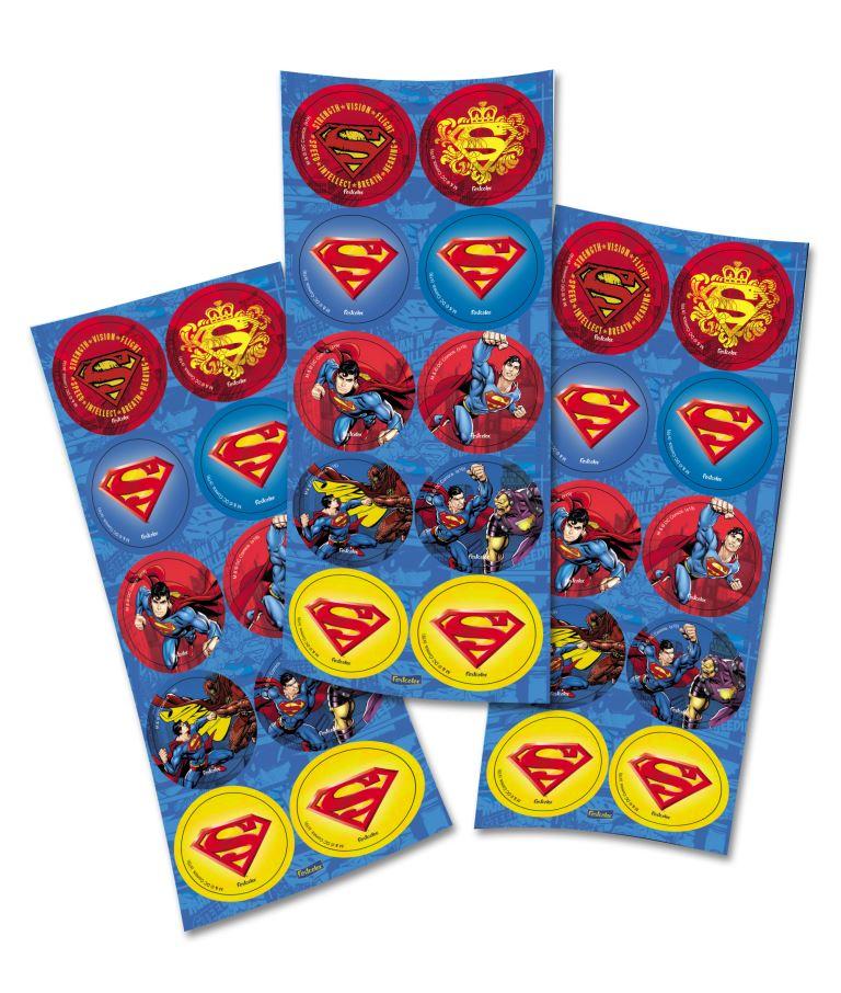 Adesivo Super Man