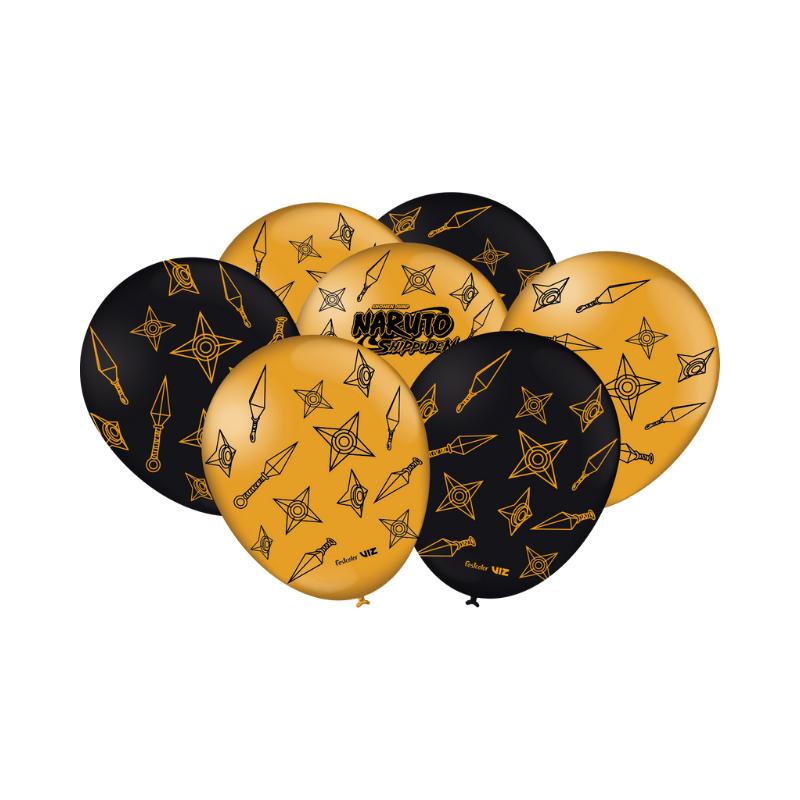 """Balão Especial 9"""" Naruto"""