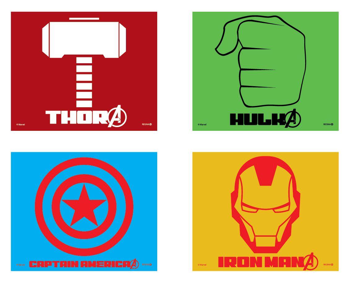 """Balão Tamanho 9"""" Avengers"""