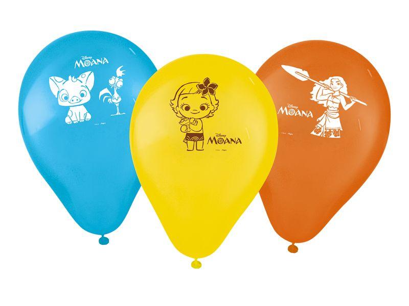 Balão Tamanho 9 Moana