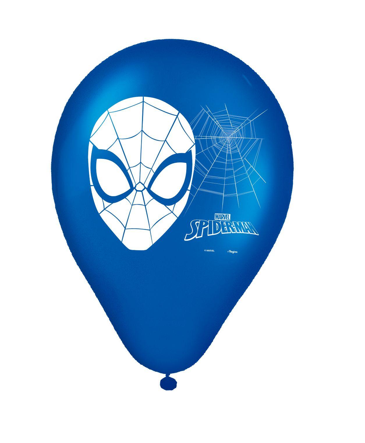 Balão Tamanho 9 Spider Man