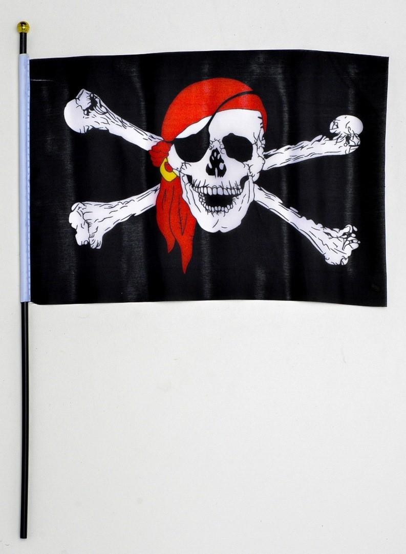 Bandeira Gde Pct C/ 12 Und Pirata