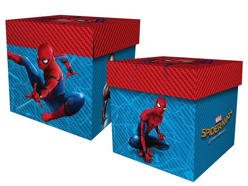 Caixa Surpresa Spider Man