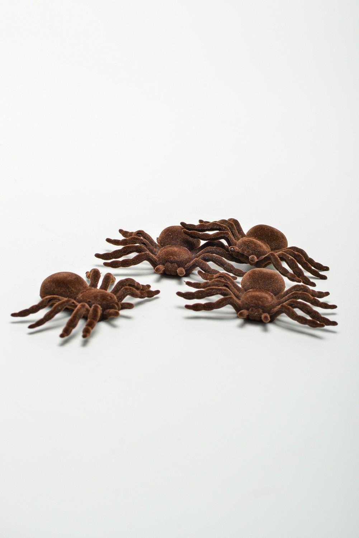 Cartela Aranha C/ 4 Peças