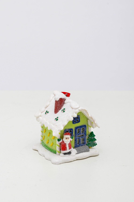 Casinha Noel com Led 3