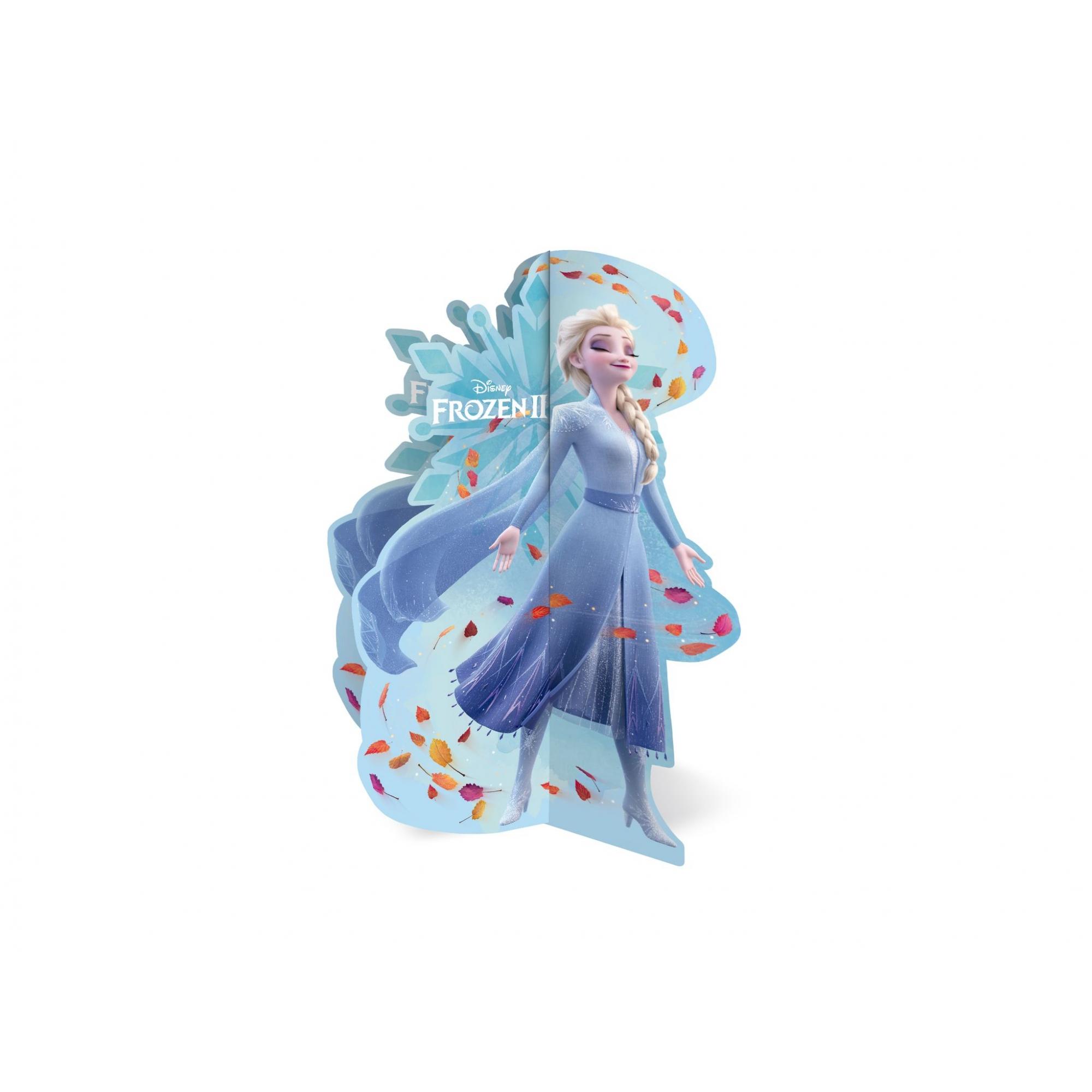 Centro De Mesa Frozen II