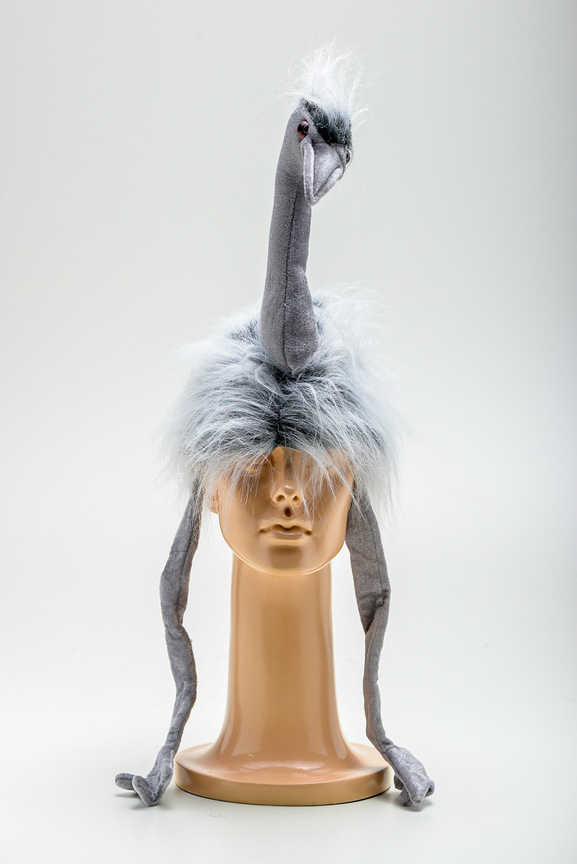 Chapéu Avestruz