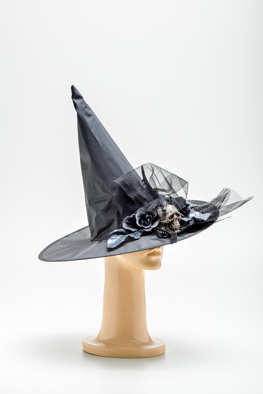 Chapéu Bruxa Cranio