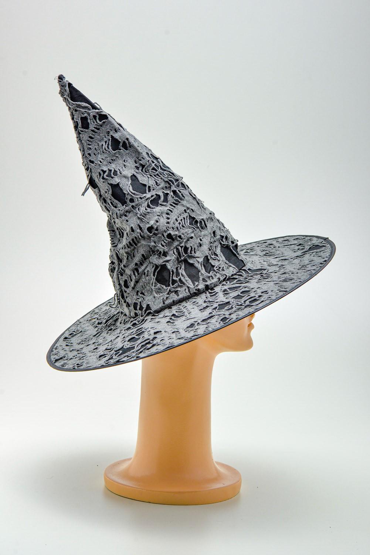 Chapéu Bruxa Esfarrapado